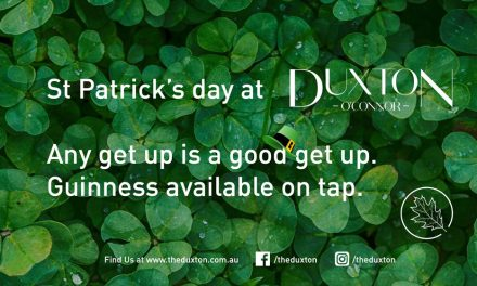 St Patricks Day at Duxton