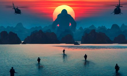 Movie review: KONG Skull Island