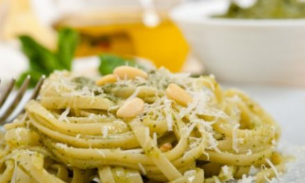 Design your own pasta at Redsalt