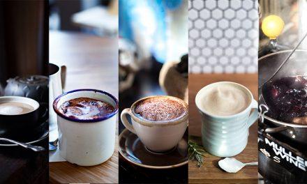 Best winter warming drinks in Canberra