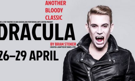 'Another bloody classic' Dracula showing soon at Canberra Theatre