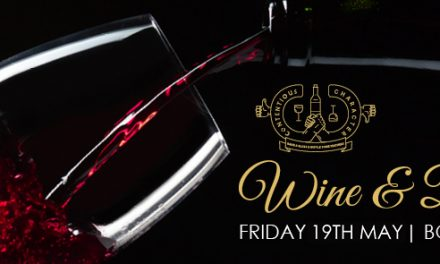 Enjoy an indulgent evening of exquisite local wines…