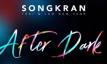 Songkran 'After Dark' Party at Zaab Street Food