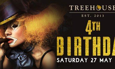 Treehouse's 4th Birthday