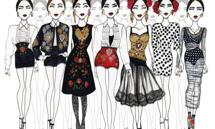 Five minutes with fashion illustrator Aaron Favaloro