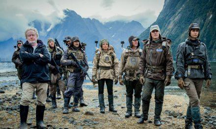 We review Alien: Covenant