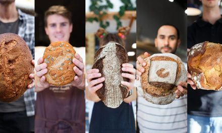 Best five bakeries in Canberra