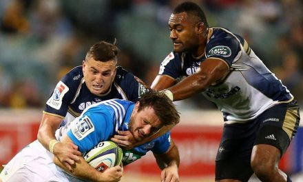 $20 ticket and burger to Brumbies V Lions