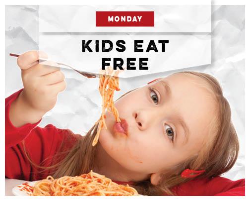 Kids Eat Free Outincanberra