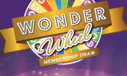 Wonder Wheel at Ainslie