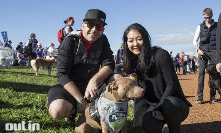 RSPCA Million Paws Walk at Rond Terrace