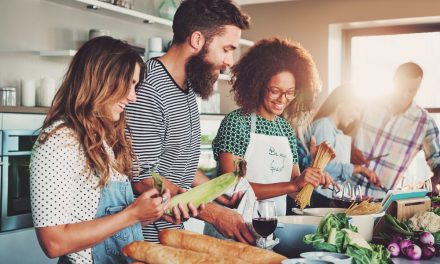 WIN the ultimate cooking lesson