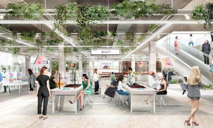 Canberra Centre's new beauty and wellness precinct