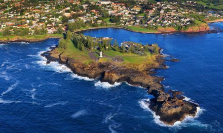 A weekend away in Kiama