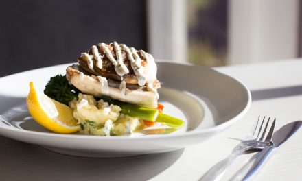 The Lakes: Classic dishes enjoyed with a brew and view