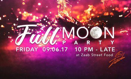 Full Moon at Zaab