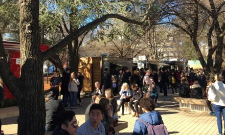 Your foodie guide to ANU Reunion Pop-Up Village