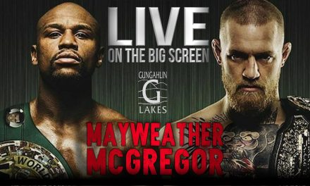 Mayweather V Mcgregor : Live on the Big Screen at The Lakes