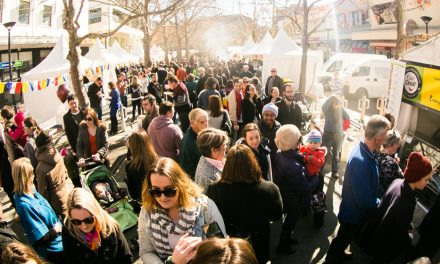 Spice things up at Canberra's third annual World Curry Festival