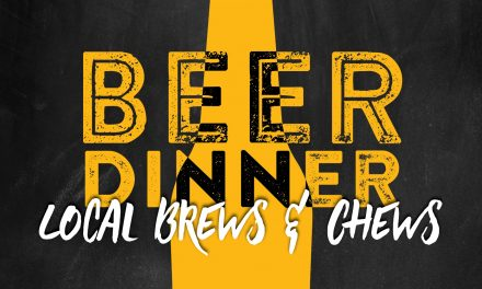 Beer Dinner at Ainslie Football & Social Club