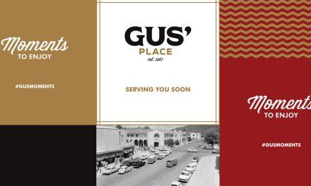 A resurgence of life at Gus' cafe