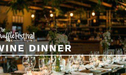 Truffle Festival Wine Dinner at The Loft
