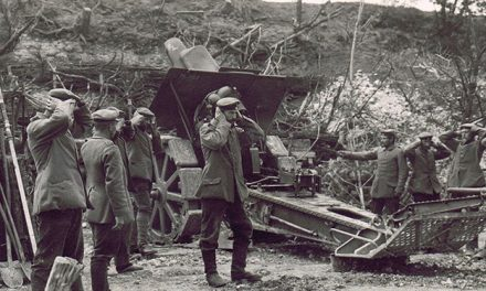 On War: 8 August 1918 From The German Side