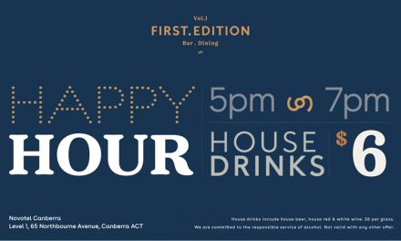 Happy Hour at First Edition