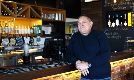A culinary icon at the helm of Canberra hospitality