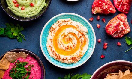 Recipe: Hummus three ways