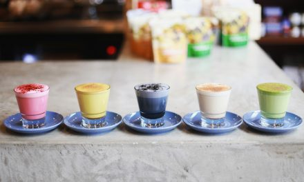 The new wave of pastel lattes