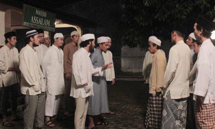 Bid'ah Cinta screening at China in the World