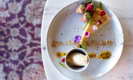 First Edition: Exciting spring dining at its best