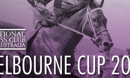 Melbourne Cup at The National Press Club