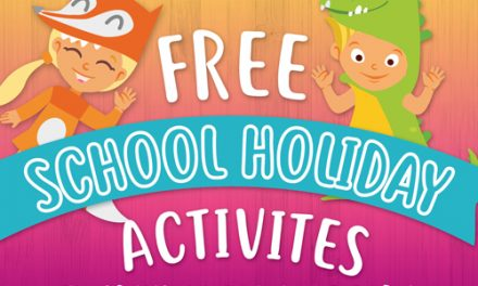 School Holiday Activities at The Lakes