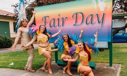 Canberra's biggest LGBTIQ fair