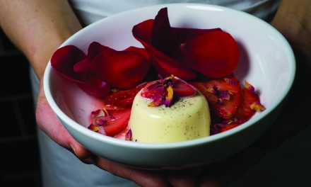 Celebrate Floriade and feed your sweet tooth
