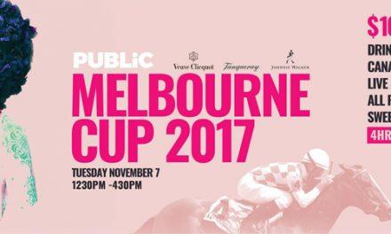 Melbourne Cup at Public Bar Manuka