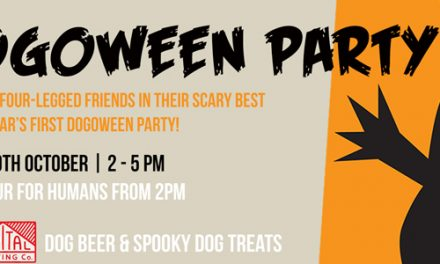 Doggoween Party at The Pedler
