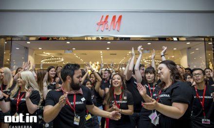 H&M Opening Social Photos