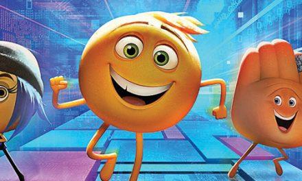 Sunset Cinema: The Emoji Movie
