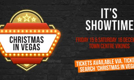 'Christmas in Vegas' at Town Centre Vikings