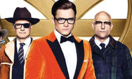 Sunset Cinema: Kingsman, the Golden Circle