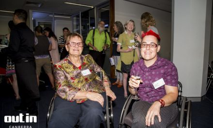 Women with Disabilities ACT Gala Event