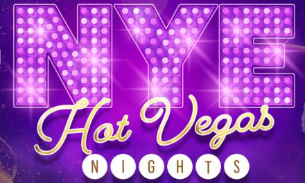 2018 New Year's Eve 'Hot Vegas Nights' at the Casino Canberra