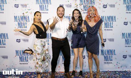 Mamma Mia! The Musical Opening Night