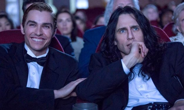 The Disaster Artist is a glorious mess