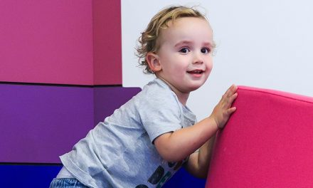 New play space at Canberra Centre