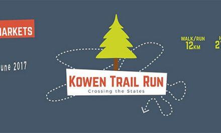 Kowen Trail Run: New Year's Resolution Run
