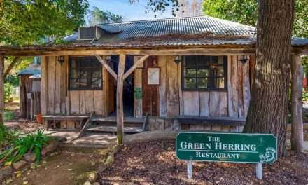 Historic Canberra restaurant for sale